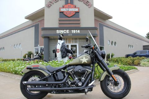 Pre-Owned 2016 Harley-Davidson Softail Slim FLSS